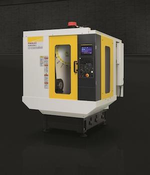 Fanuc automated vertical machining technology