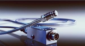 Kistler combined pressure and temperature sensor