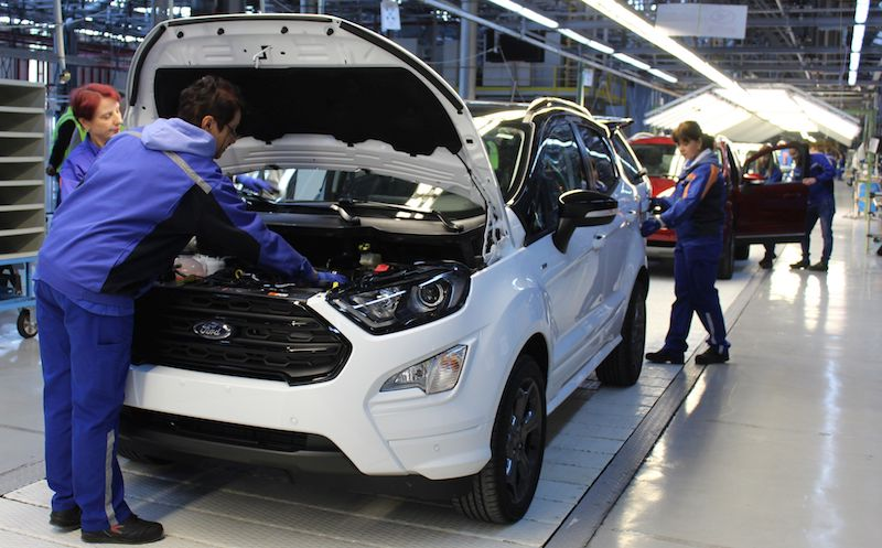 Investment in vehicle production at Craiova will see engine output rise