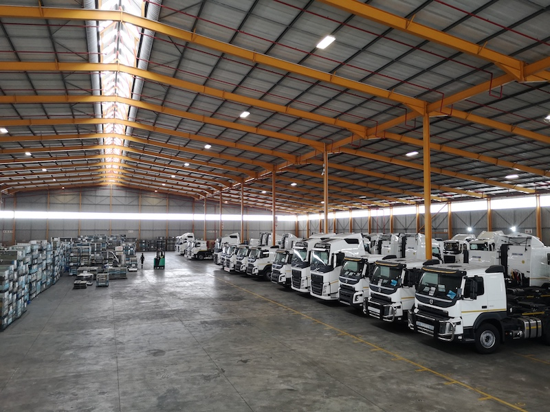 Volvo Trucks SA