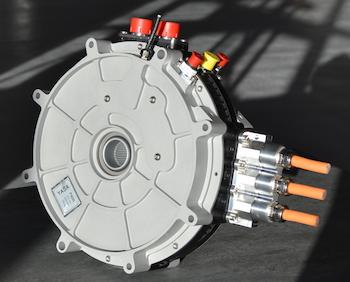 YASA P400_e-motor