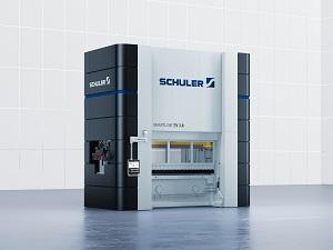 Schuler press lines for EV components