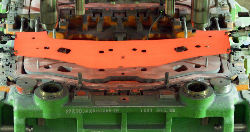 Ford hotforming Saarlouis