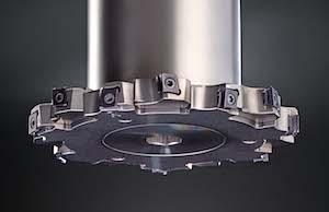 Horn adjustable side milling cutter