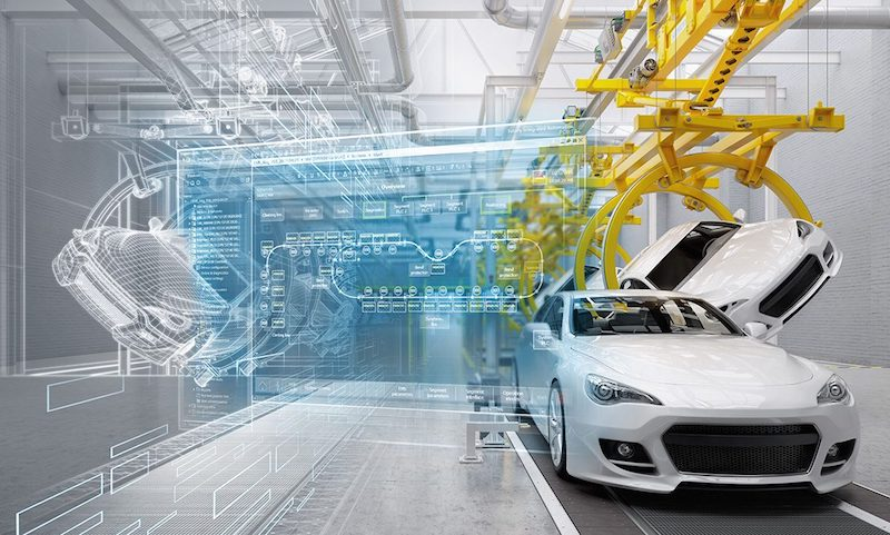 Siemens energy management vehicle production