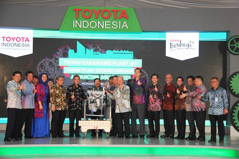 Toyota Karawang Engine Plant