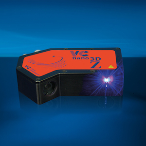 Vision Components 3D laser scanners