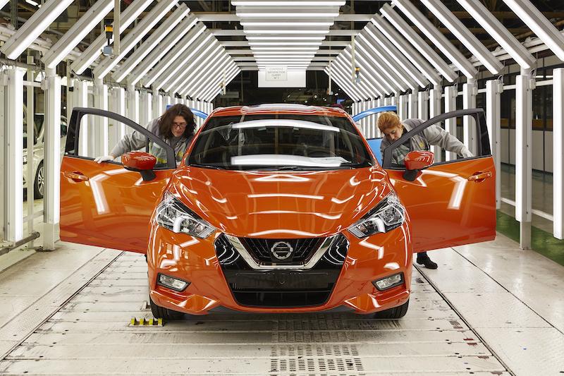 Renault Flins Nissan Micra